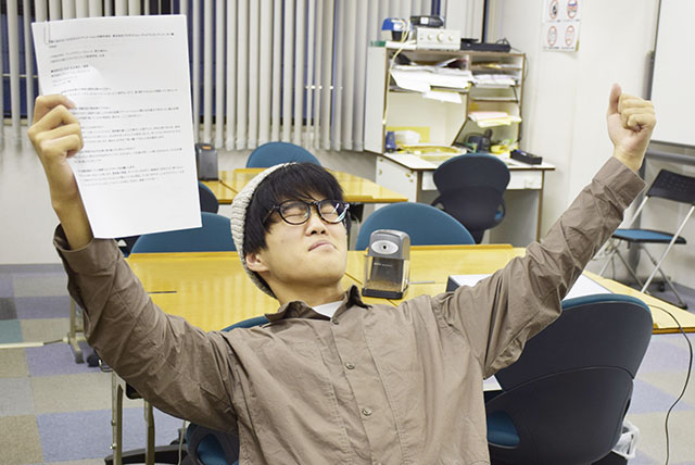 大阪にある2D/CGを主としたアニメーションの制作会社『株式会社プロダクション・グッドブック』にアニメーター職で内定!