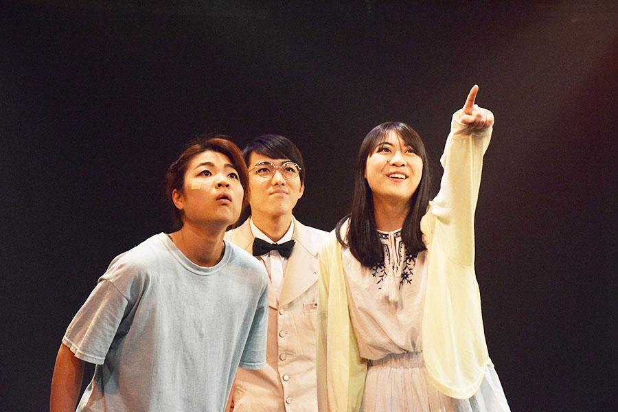 声優学科15期生 春の演劇発表会