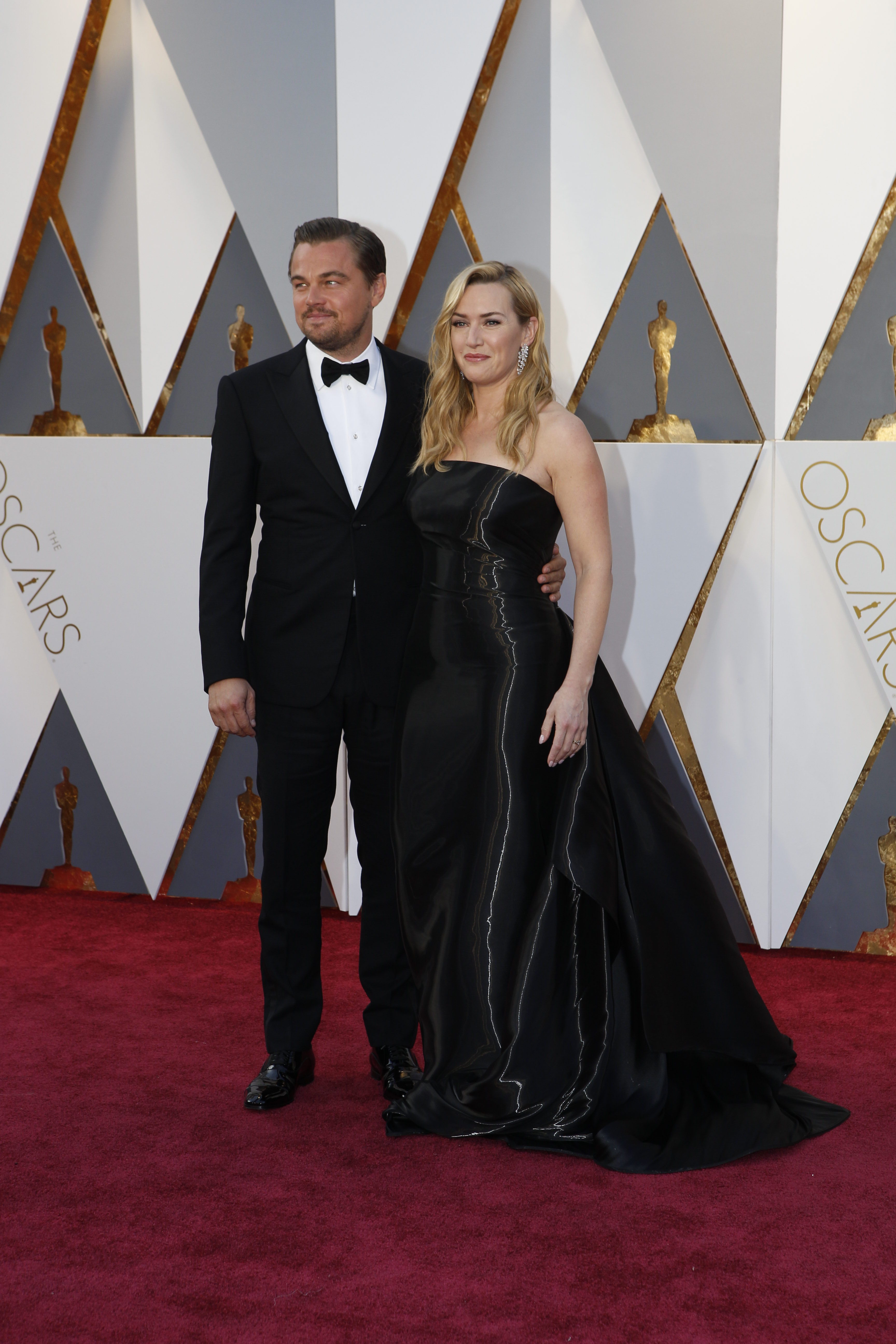 ... Oscars Red Carpet ...