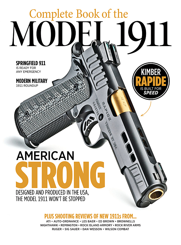 2020 Complete Book of the Model 1911