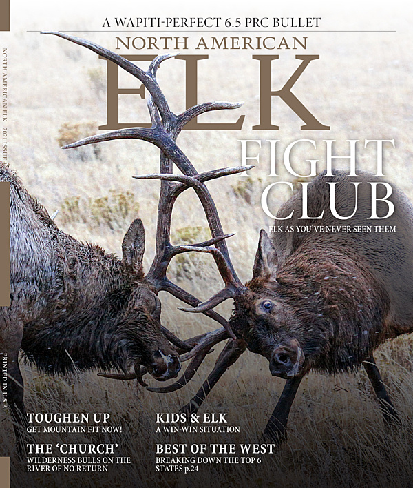 2021 North American Elk