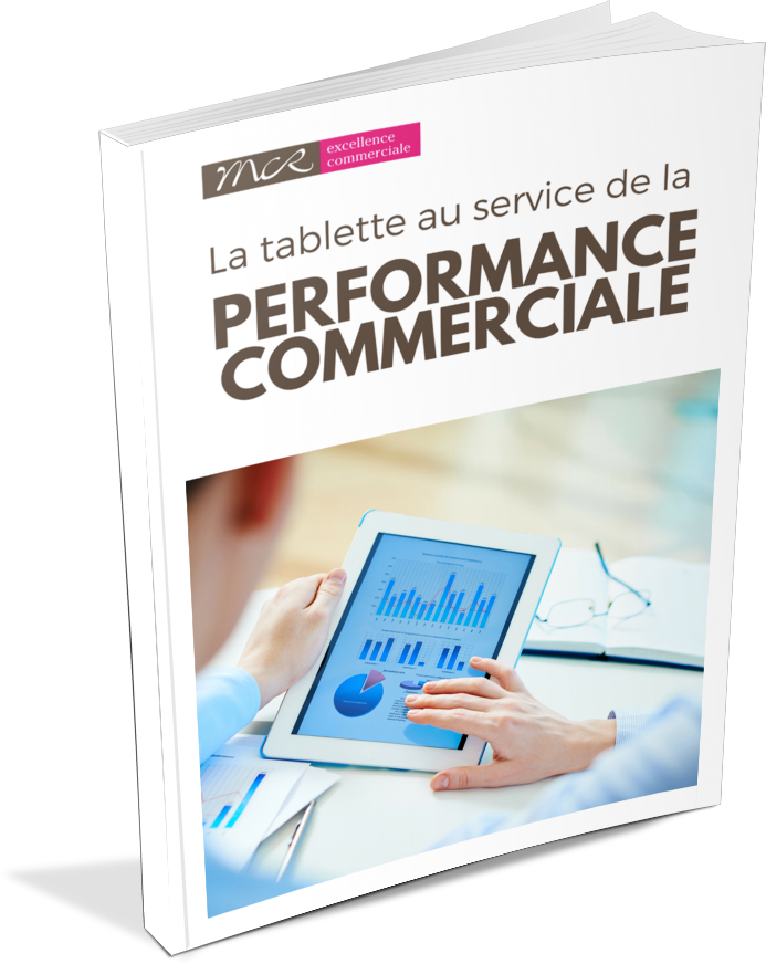 La tablette au service de la performance commerciale