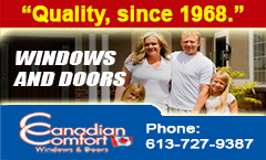 Canadian Comfort Windows and Doors