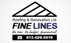 FineLines Roofing & Renovations Ltd.