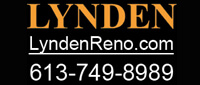 Website for Lynden Renovation Services Inc
