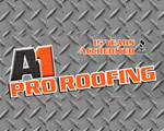 Website for A1 Professional Roofing Inc.