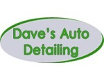 Website for Dave's Auto Detailing