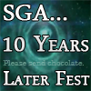 SGA...10 Years Later Fest
