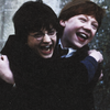 Harry and the Weasleys - we choose our family : )