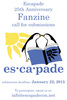 Escapade penguins reading the Escapade fanzine