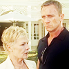 Craig!Bond & Dench!M