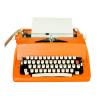 100 Words Typewriter