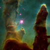 anodyna, image of eagle nebula