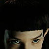 baby spock peeking up at you