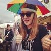 Being a dork @V Fest!