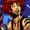 Grace (from the &quot;Outsiders&quot; comic by DC) headshot