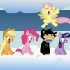 ponies and karkat reaction shot