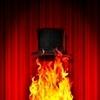 chapeau en feu