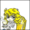 Oscar (Rose of Versailles), tea