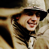 liebgott from band of brothers winking