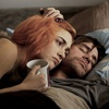 Eternal Sunshine of the Spotless Mind, Clementine and Joel cuddling