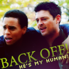Back Off! He's MY Human! :D