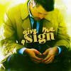 Cas: give me a sign