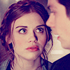 Lydia and Stiles