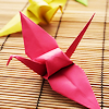 paper cranes