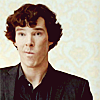 Sherlock from A Scandal in Belgravia.