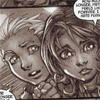 Lil Pietro and Wanda