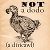 not a dodo; a diricawl