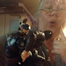I went away and came back to find my Steve and Bucky action figures doing this!