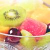 fenellaevangela's icon - a bowl of sliced fruit.
