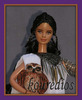 Barbie, dressed as Athene