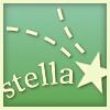 stellastars - blue-green star