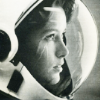 astronaut lady