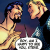 Steve/Tony