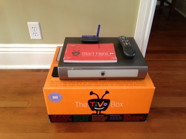 TiVo Series 2 Recorder
