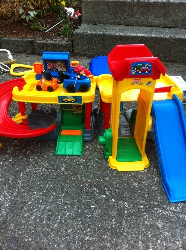 Little Tike Playset (repost)