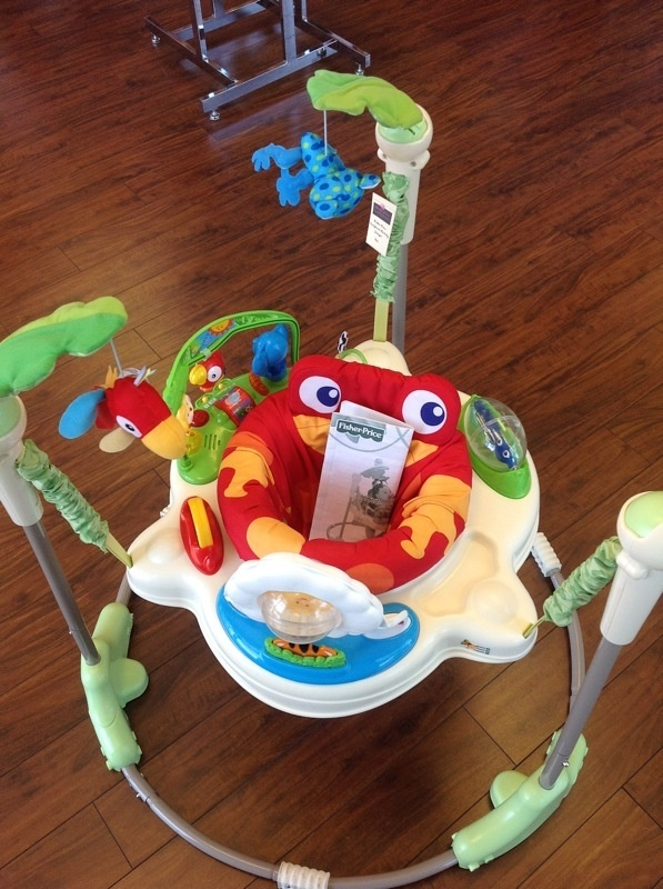 Fisher price Rainforest Activity Jumper