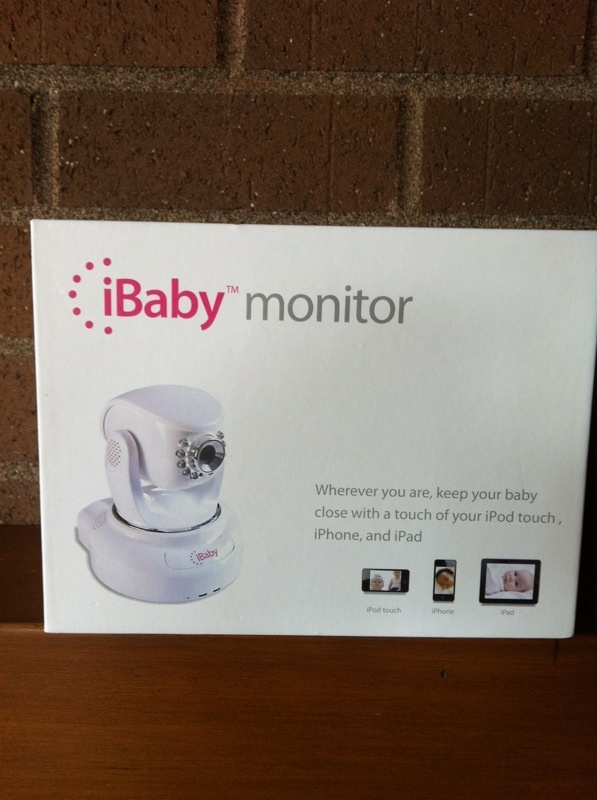iBaby monitor - brand new!