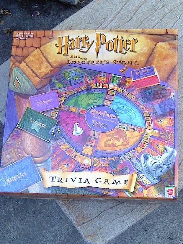 Harry potter & the sorcerers stone game