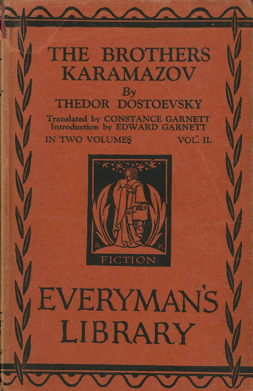 The Brothers Karamazov. Volume II