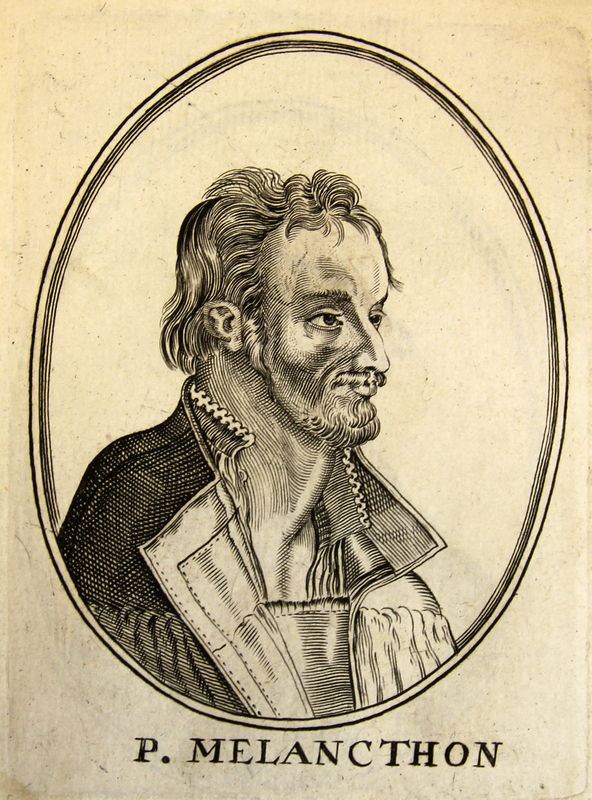 'Philip Melanchthon', from [Herōologia Anglica]