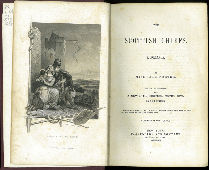 The Scottish Chiefs. A Romance