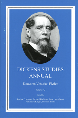 dickens studies annual essays in victorian fiction