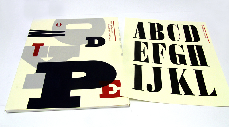 Wood Type Specimens