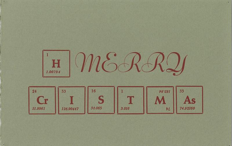 Merry CrHISTMAs