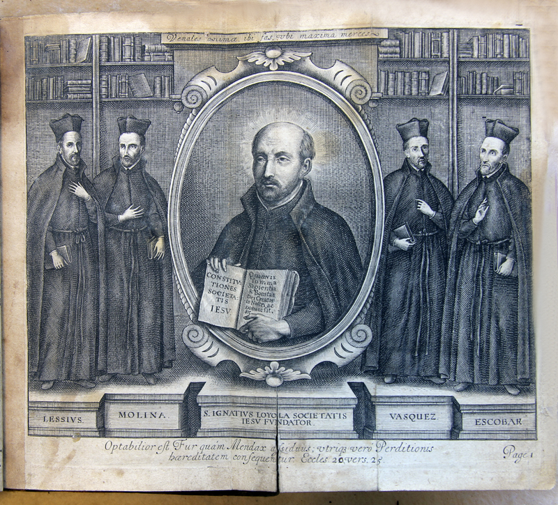 Les Provinciales, or, The Mystery of Jesuitisme